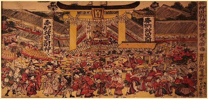 日本三大囃子「神田囃子」「祇園囃子」「花輪囃子」を知ってますか?